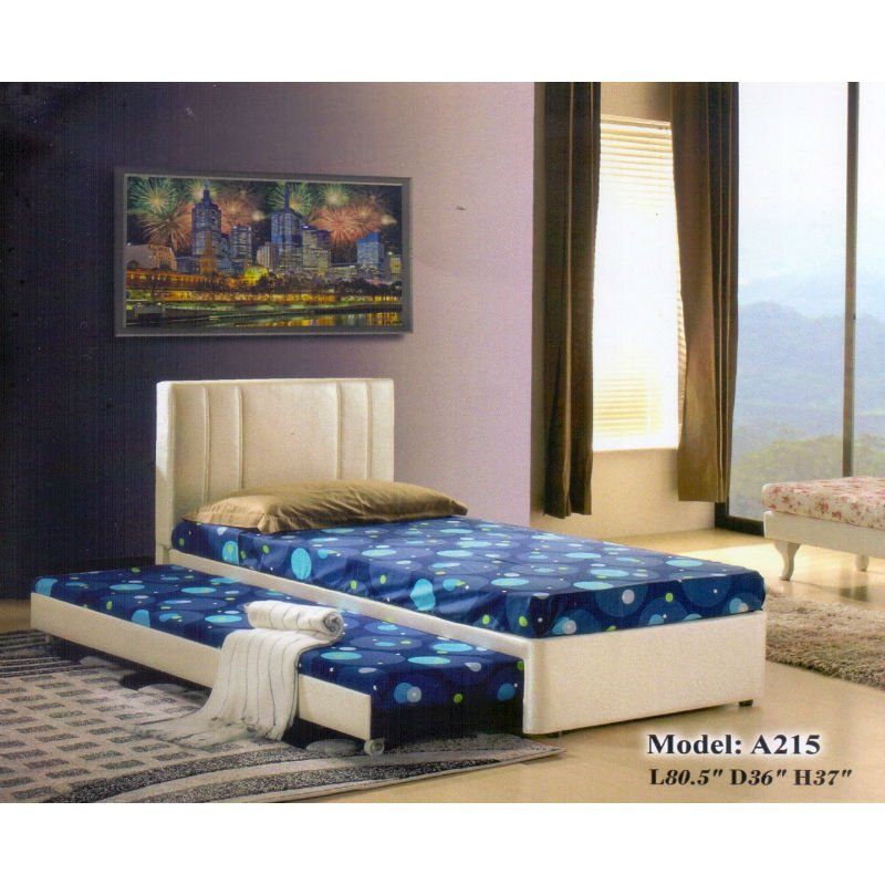 Bedframe Divan - Single