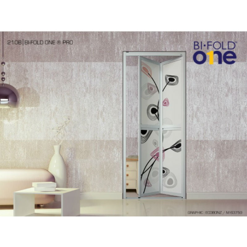 Vitally Art Series u2013 Bi-Fold One Pro Door  sc 1 st  Maxim Furniture & Aluminium Bi-Fold Door | Maxim Furniture Subang Jaya