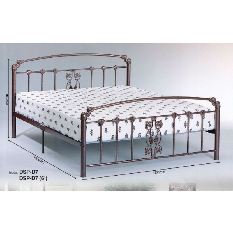 Metal Bedframe