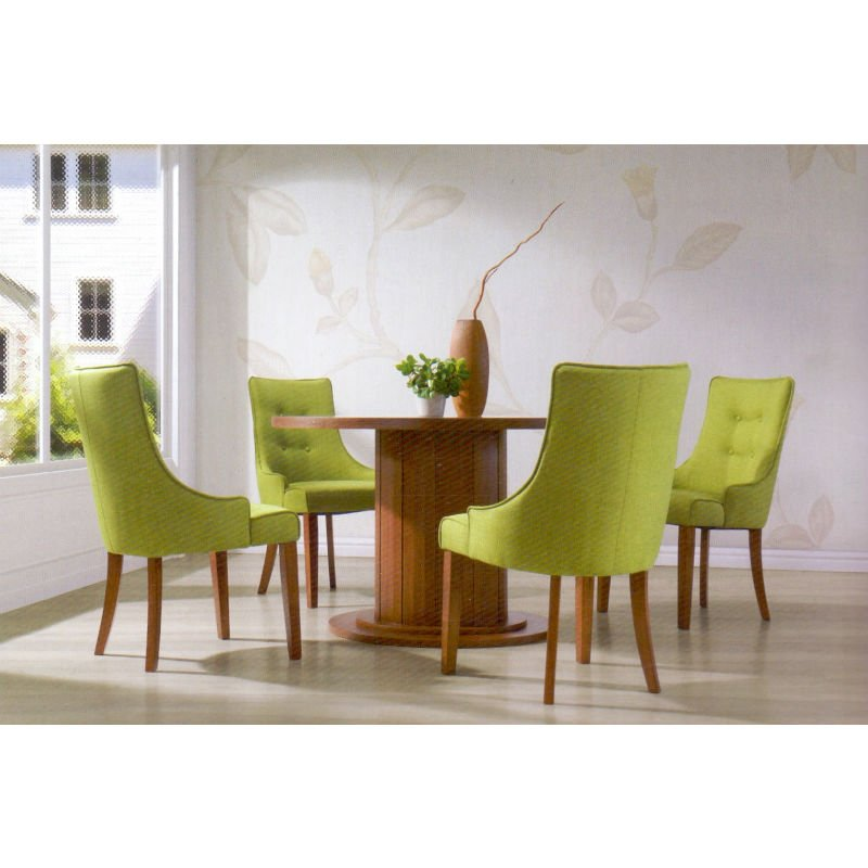 Dining Set- Wooden (4 Seater)