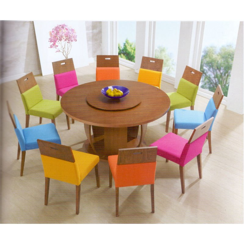 Dining Set- Wooden (8 Seater)